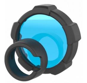 Filtr niebieski latarka Ledlenser MT18