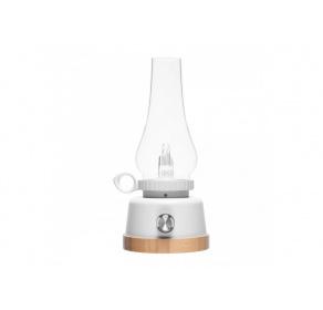 Lampa kempingowa Enviro Mactronic z efektem płomienia