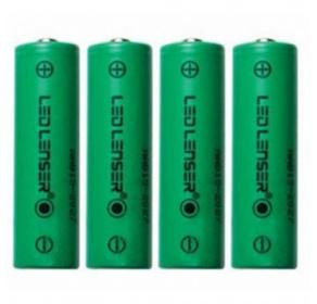 Akumulatory 4 x AA Ni-MH do H14R i serii P