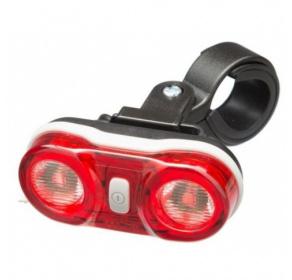 Lampa rowerowa tylna Mactronic WALL'E II