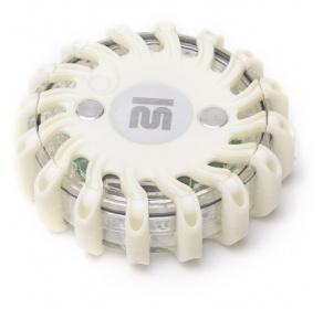 6 x Dysk sygnalizacyjny Mactronic White