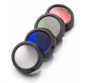 Zestaw barwnych filtrów do Mactronic Black Eye