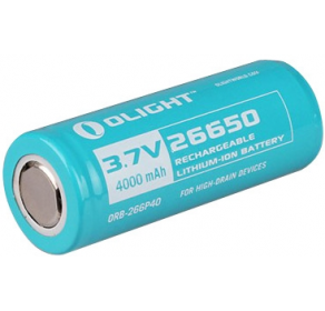 Akumulator OLIGHT 26650 3,7V 4000 MAH