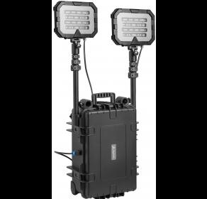 System oświetleniowy Mactronic Floodlight Twin