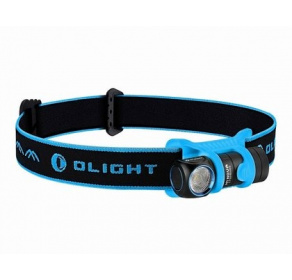 Latarka czołowa-kątowa Olight H1 Nova Blue Neutral White