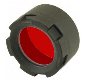 Filtr czerwony do latarek Olight