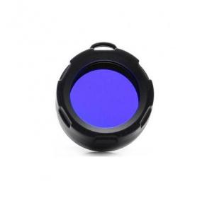 Filtr niebieski do latarek Olight M20/M20SX