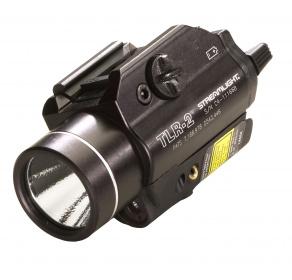 Latarka taktyczna Streamlight TLR-2 na broń z laserem