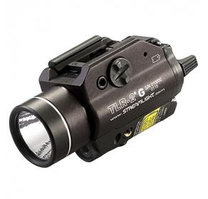 Latarka taktyczna z laserem Streamlight TLR-2G LED na broń