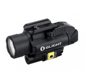 Latarka na broń Olight z laserem BALDR 2 RL