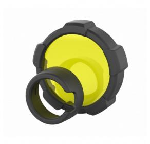 Filtr żółty Ledlenser 85,5 mm do latarki MT18