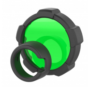 Filtr zielony do latarki Ledlenser MT18