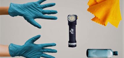Czyszczenie i konserwacja latarek LED - poradnik